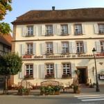 Hôtel Restaurant de la Couronne, Wissembourg (67)